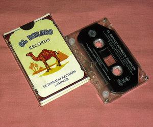 ◆カセットテープ◆【EL DORADO SAMPLER】(DJ WATARAI) DEV LARGE, SUIKEN, LUNCH TIME SPEAX, BIG-O, GOD INC◆