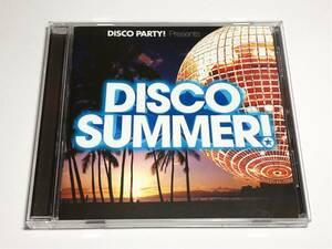 ☆TOCP-64224 DISCO PARTY! Presents DISCO SUMMER! ディスコ・サマー