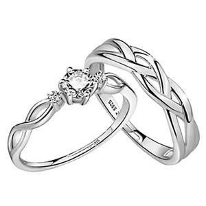 極上の逸品 絢爛 厳選 憧れの最上級 指輪 3連CZダイヤモンドペアリング 光輝燦然 オススメ 新品未使用 限定 プラチナ仕上 フリーサイズ