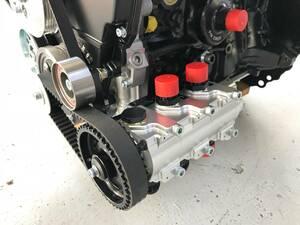 4AGドライサンプキット 4A-GE オイルポンプ 7AGE AE86 AW11 MR2 AE111 AE101 レビン トレノ マフラー エキマニ 5バルブ TRD エンジン カム