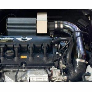 14PS上昇! BMW ミニクーパーS エアインテークキット JCW R55 R56 R57 R58 R59 R60 R61 マフラー ホイール エアフィルター エアクリーナー