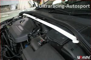 UltraRacing front strut tower bar VOLVO Volvo V60