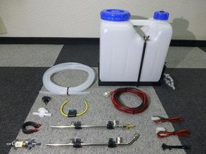 冷却 ウォーター スプレー スペシャルキット ラジエター オイルクーラー インタークーラー等に シルビア S13 S14 S15 180SX ER34 GT-R JZX