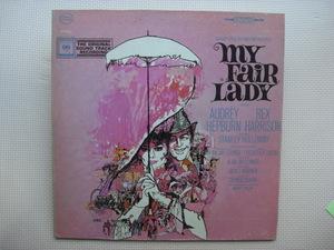 *【LP】MY FAIR LADY/オリジナル・サウンドトラック(KOS2600)(輸入盤)