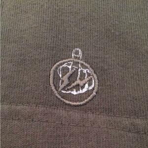 Balabushka Remnants fragment design Tシャツ カーキ L バラブシュカ レムナンツ フラグメント デザイン III 3 オリーブ