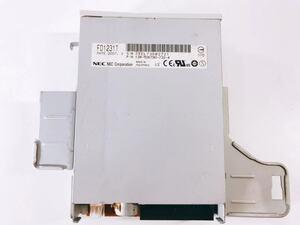 YD122★★NEC PC-98用 内蔵3.5インチ【フロッピー 】 FD1231T