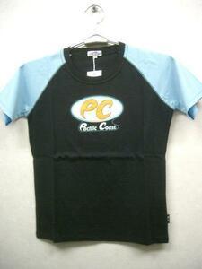 パシフィックコースト PACIFIC COAST レディース半袖Tシャツ Mサイズ 新品
