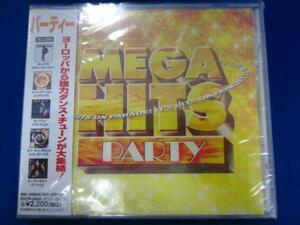 f60 中古CD MEGA HITS~Party