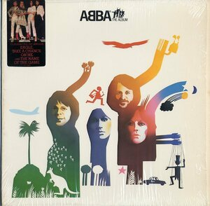 LP☆アバ / ABBA / THE ALBUM / SD 19164