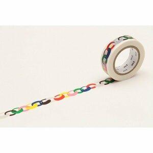 3752 マスキングテープ mt カモ井 マステ ミナペルホネン ring・vivid