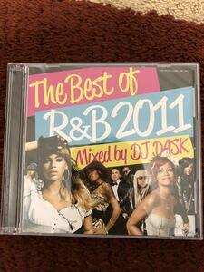 THE Best of R&B 2011 2枚組 DJ DASK ダスク