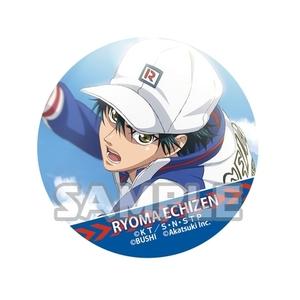 テニスの王子様◆Rising Beat☆トレーディング缶バッジ◆越前リョーマ