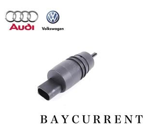 【正規純正OEM】 アウディ ウィンドウ ウォッシャーポンプ Audi A2 A3 S3 A4 S4 RS4 A5 S5 RS5 1K5955651 1T0955651 ウォッシャーモーター