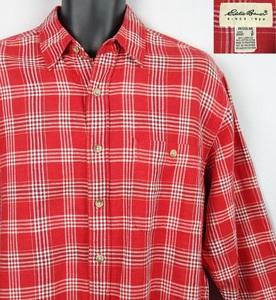 《郵送無料》■Ijinko★エディーバウアー ( Eddie Bauer ) ★Reg S/P サイズ長袖シャツ