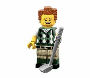 残り僅か未組立 正規品 レゴムービー 2 ゴーン ゴルフィン おしごと社長 ミニフィグ 71023 LEGO MOVIE ミニフィギュアブロックおしごと大王