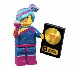 ラスト1点!未組み立て 正規品 レゴムービー 2 フラッシュバック ルーシー ミニフィグ 71023 LEGO MOVIE ミニフィギュア ブロック Lucy lego