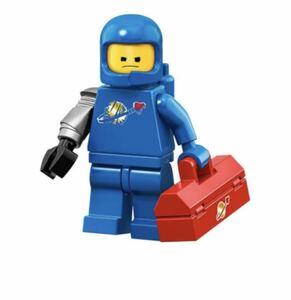 ラスト1点!【未組み立て】正規品 レゴムービー 2 アポカリプスブルグ ベニー ミニフィグ 71023 LEGO MOVIE ミニフィギュア ブロック