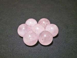 Круглая шарика 12 мм (проникающие перфорированные) 1 шт. Кварцевый кварц () Натуральный камень Power Center Kraft Материал