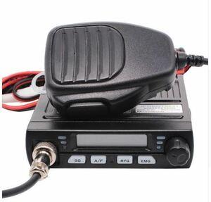 26MHz-30MHz 27MHz CB無線機 8w / 4w 切替え AM/FM 日本語説明書付き