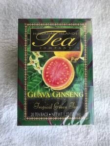 グァバ◆フレーバーティー◆ハワイ◆紅茶◆緑茶◆ハワイアンアイランドティー◆2個以上送料無料