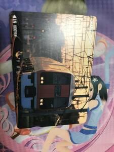 オレンジカード253系特急成田エクスプレスJR東日本使用済み