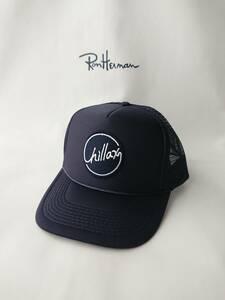 ロンハーマン チラックス メッシュ キャップ ネイビー RON HERMAN RHC CHILLAX CAP
