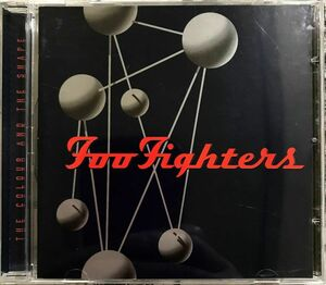 CD Foo Fighters The Colour And The Shape EU輸入盤