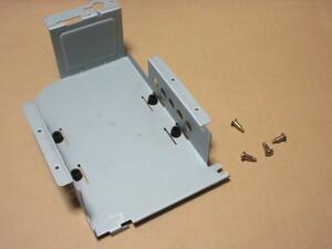 PC-98用 内蔵ハードディスク取り付けステー 留めネジあり  PC-9821V200で使った物