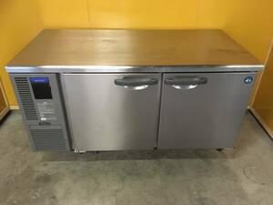 メンテナンス済 ホシザキ テーブル形冷蔵庫 冷蔵コールドテーブル RT-150SDF 2015年製