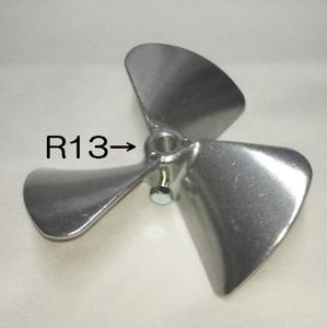 [R перо ] алюминиевый R перо перемешивание перо продается отдельно ось. [R ось ] Toshiba энергия Mix PM-220 стандарт перо такой же и т.п. morutaru миксер бетон .
