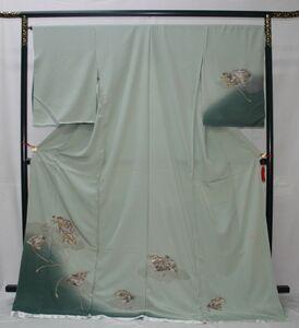 ◆高級手縫い仕立付◆ 横塚先生◆汕頭手刺繍◆特別訪問着