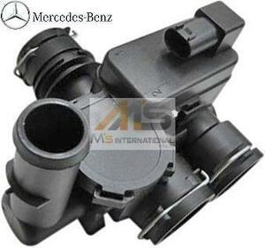 【M's】W211 Eクラス W219 CLSクラス ベンツ AMG/純正品 ヒーターバルブ 新品//211-832-0584 2118320584