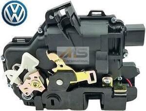 【M's】VW ゴルフ4/ボーラ(1J) パサート(3B) 純正品 リア ドアロックアクチュエーター (左側) 1個//正規品 リヤ 3B4-839-015A 3B4839015A