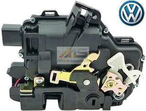 【M's】VW ゴルフ4/ボーラ(1J) パサート(3B) 純正品 リア ドアロックアクチュエーター (右側) 1個//正規品 リヤ 3B4-839-016A 3B4839016A
