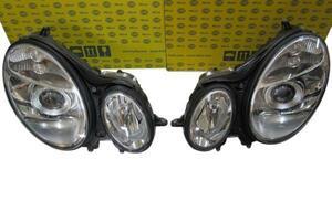 ベンツ W211 Eクラス 前期用 E230 E240 E250 E280 E300 E320 E320 E350 E500 E550 E55 バイキセノンヘッドライト 2118201561 2118201661