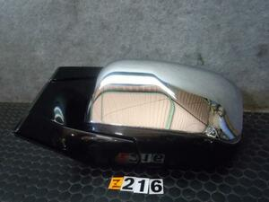 三菱 ディオン CR9W 左 ドアミラー サイドミラー バックミラー H12年 No.Z216