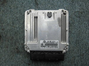 * VW Golf 5 GTI 1K 08 year 1KAXX engine computer -( stock No:A14696) *