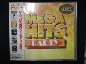 rv9 レンタル版CD MEGA HITS~Party 【歌詞・対訳付】 619193