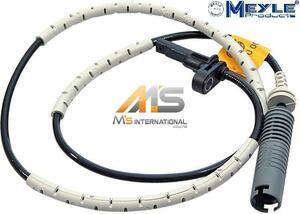【M's】E81 E82 E87 E88 1シリーズ/E90 E91 E92 E93 3シリーズ MEYLE スピードセンサー 1個/BMW ABSセンサー 34526870077 3452-6870-077