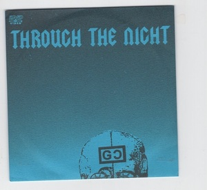 DVD-R / THE GUILTY CONNECTOR / Through The Night