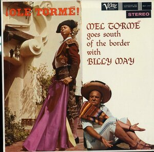 LP☆Mel Torme With Billy May / OLE TORME! / MG V-2117