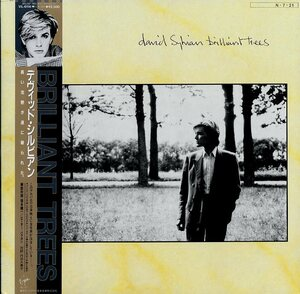 LP☆デヴィット・シルビアン / DAVID SYLVIAN / BRILLIANT TREES / VIL-6114