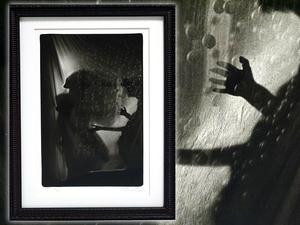 ■真作保証■【大坂寛】 ゼラチンシルバープリント 『Syzygy #47 May1985』■ed.22■サインあり■額装:41.5×32cm■