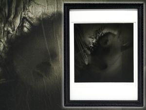 ■真作保証■【大坂寛】 ゼラチンシルバープリント 『Syzygy #61 Sept.1985』■ed.22■サインあり■額装:41.5×32cm■