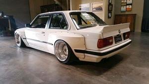 BMW E30 RB-STYLE ウイング トランクスポイラー FRP