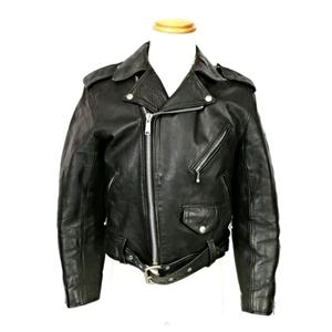 666 Leather Wear UK製 ダブルライダース トリプルシックス イングランド製 レザージャケット