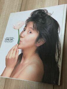 渡辺満里奈写真集 ONE DAY