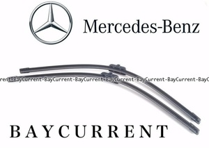 【正規純正OEM】 Mercedes-Benz 左ハンドル用 フロント ワイパーブレード W211 Eクラス W219 CLSクラス R230 SLクラス ワイパー 2118202945
