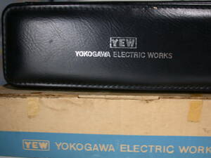 YEW 横河電機 ポケット回転計 未使用品