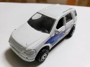 メルセデスベンツSUVミニカー左ハンドル車☆トミカチョロQラジコンプラモデル昭和レトロ